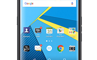 BlackBerry Priv Android phone