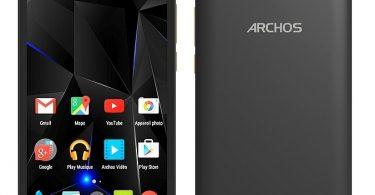 Archos 50d Oxygen smartphone