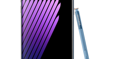 Samsung Galaxy Note 7 Blu Coral with S Pen