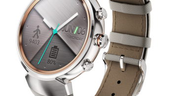 Asus ZenWatch Silver edition