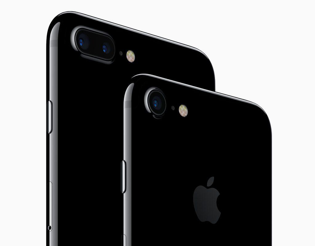 Apple iPhone 7 iPhone 7 Plus cameras