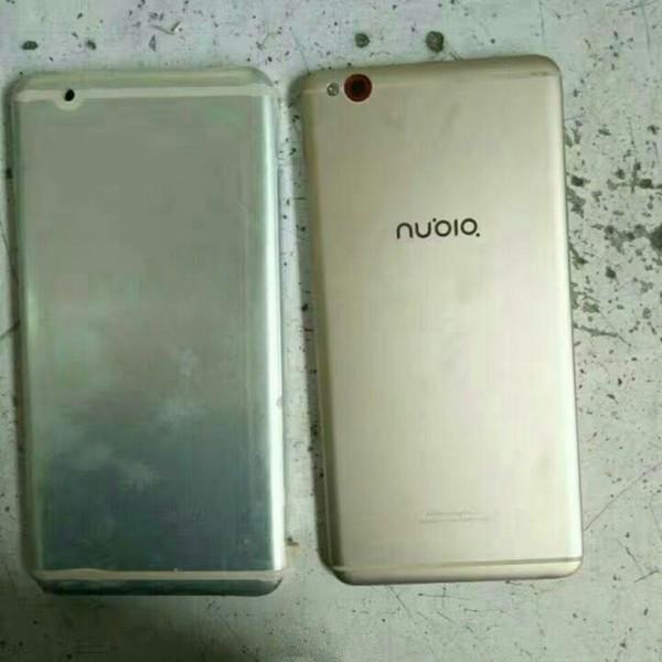 ZTE Nubia phone