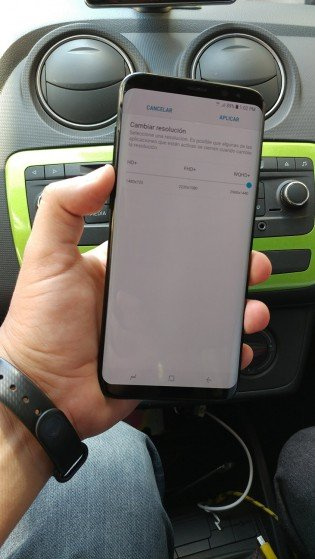 Samsung Galaxy S8 leaked hands-on render