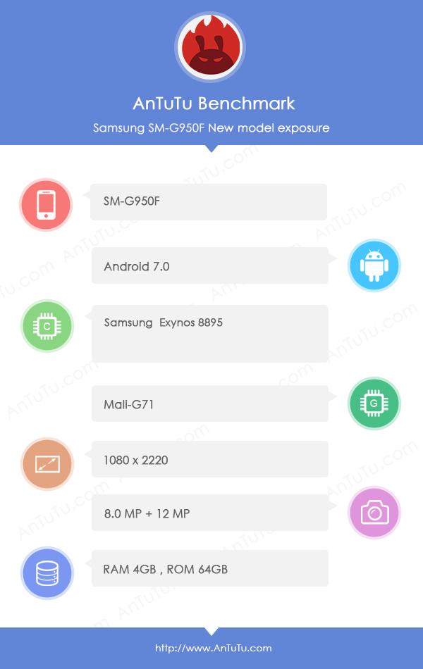 Samsung SM 950F