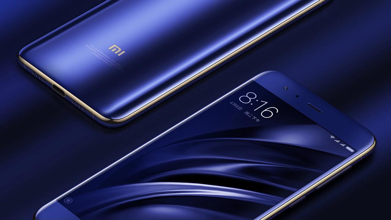Xiaomi Mi 6 phone