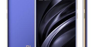 Xiaomi Mi 6 Blue edition