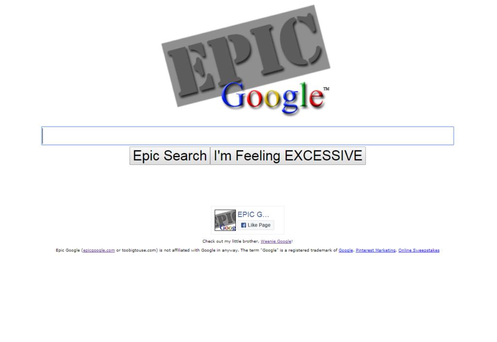 EPic Google