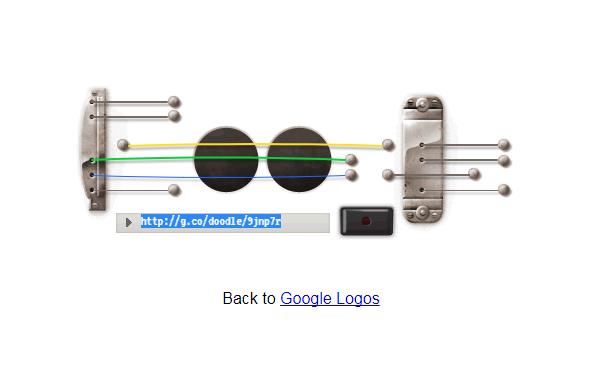Google Guitar Doodle