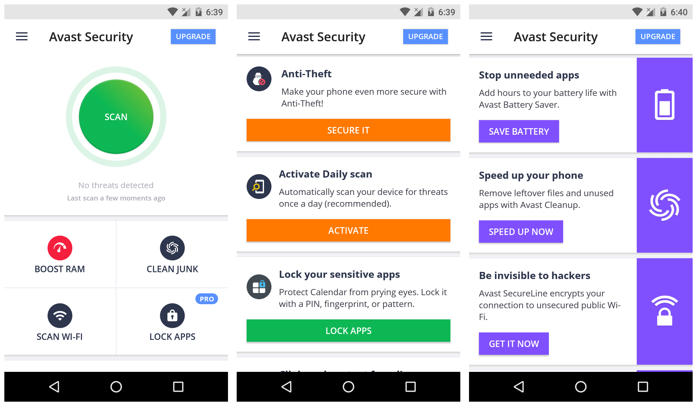 how to add apps in avast