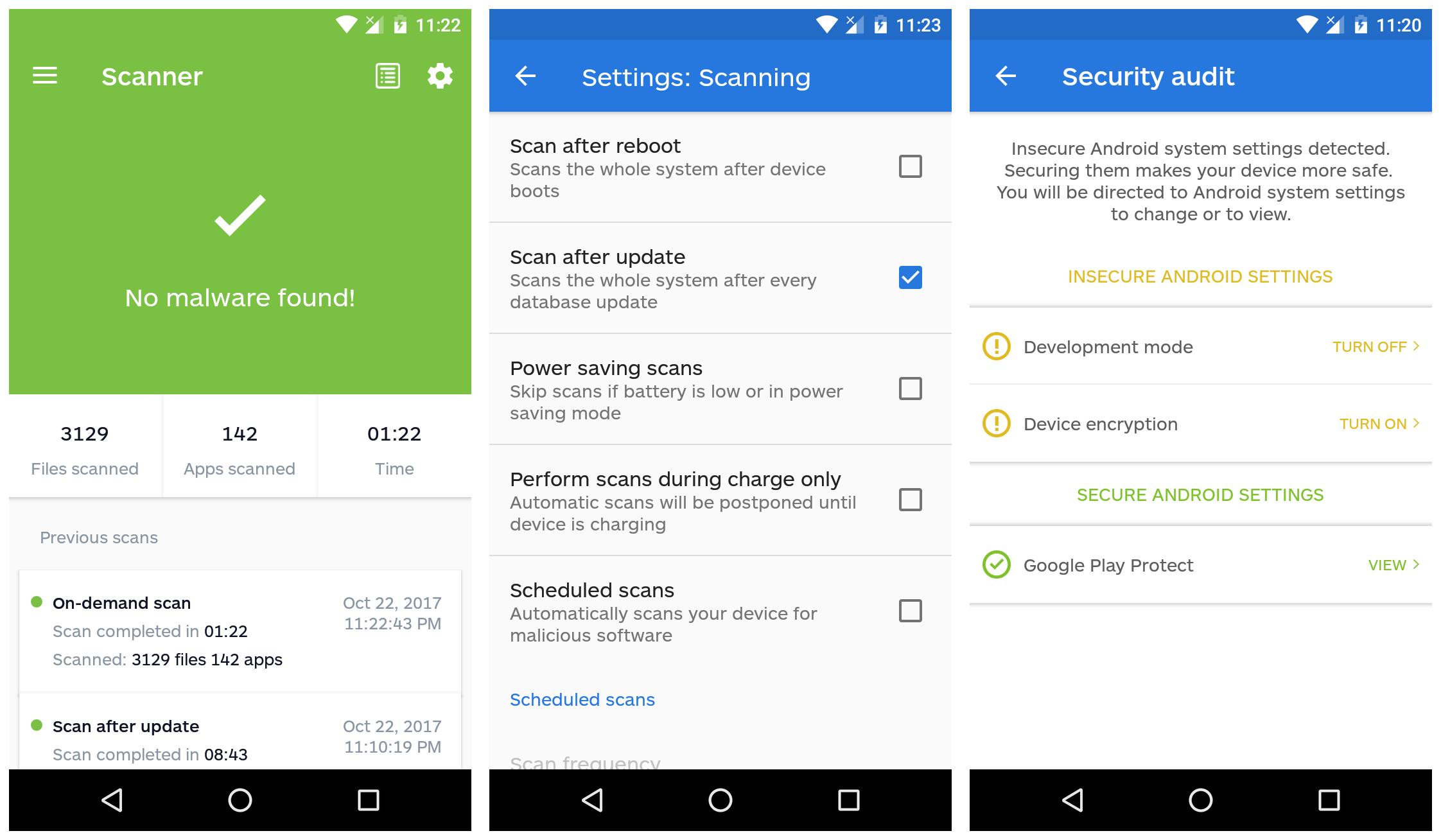 Malwarebytes Virus Cleaner for Android