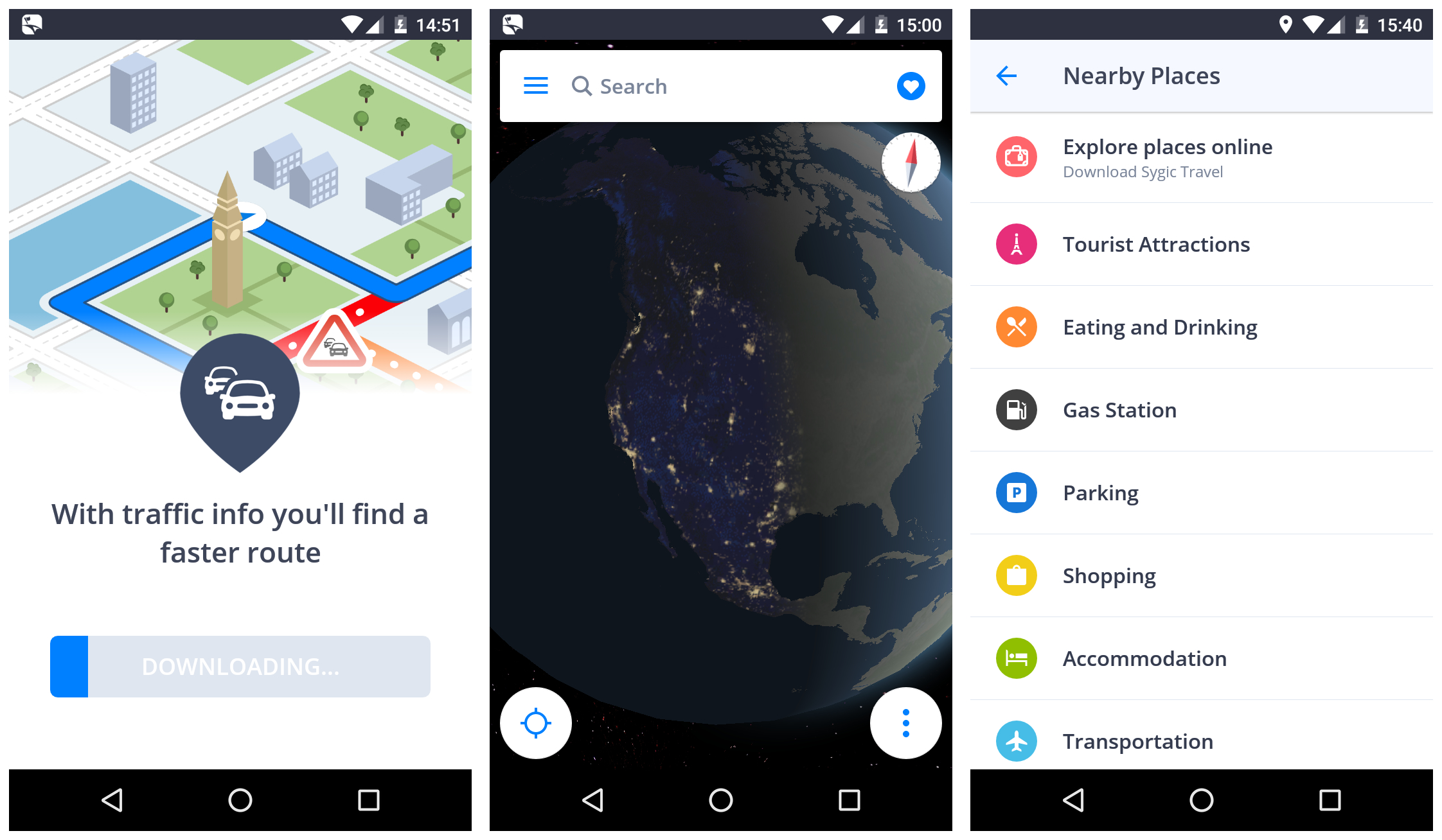 Best GPS maps app and navigation app choices for Android Download Map Offline Android on plex android, gps android, google maps android, iphone android, market android, apps android,