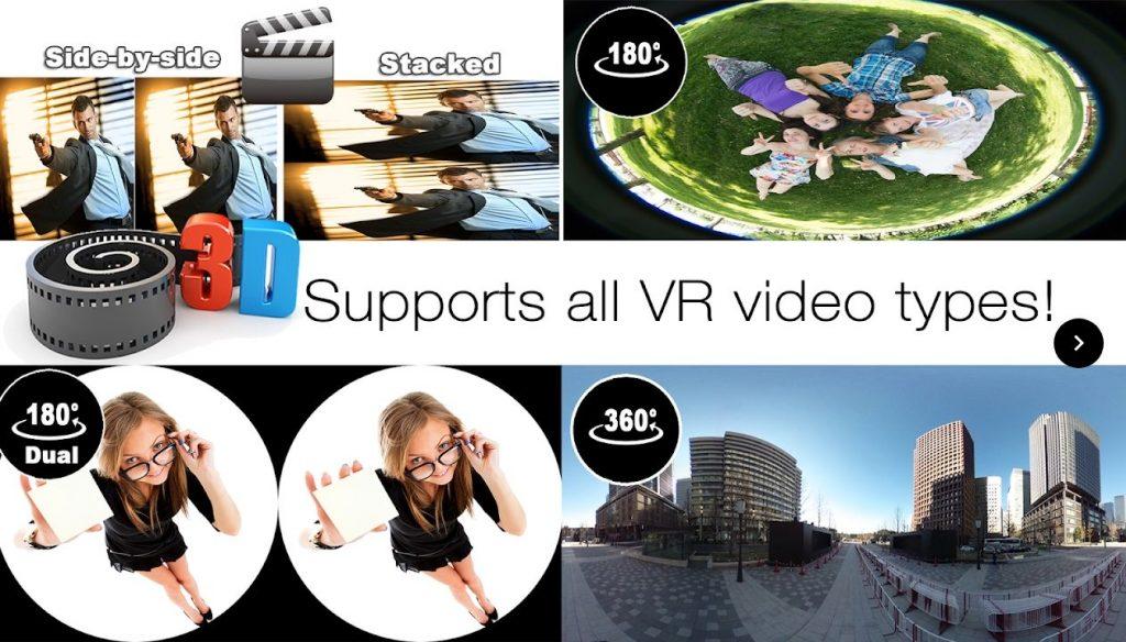 AAA VR Cinеmа 3D app