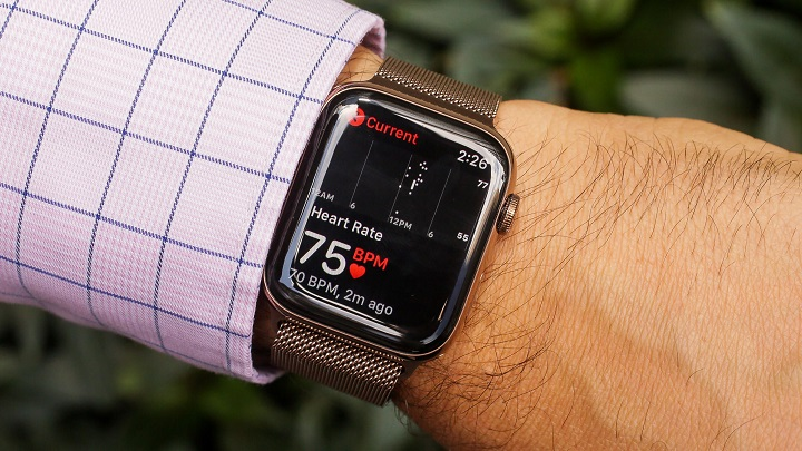 Apple Watch Series 4 hands on review
