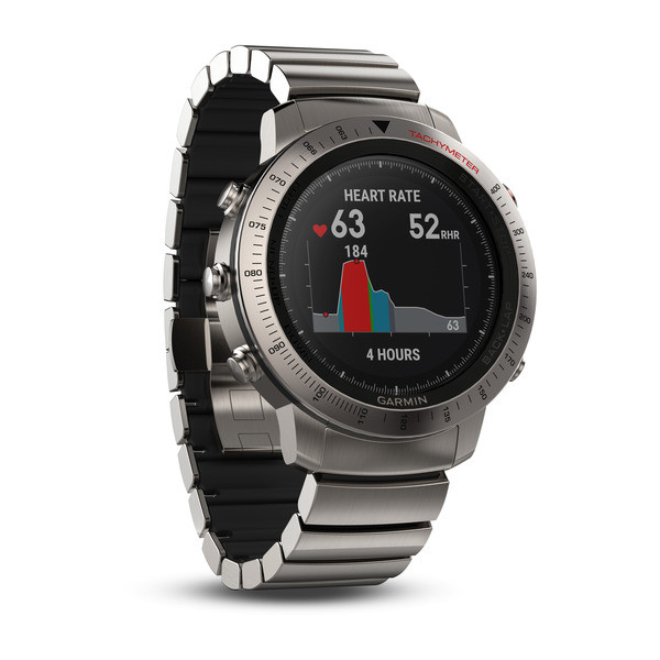 Garmin Fenix Chronos smartwatch for extreme sports