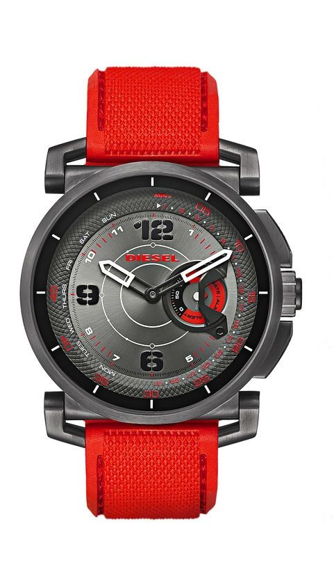Diesel Mega Chief (DT1005) hybrid smart watch