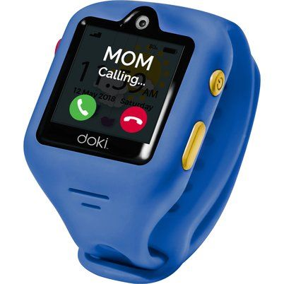 DokiWatch S GPS smartwatch for kids