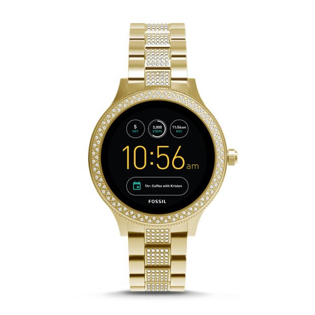 Fossil Q Venture smartwatch designed for women