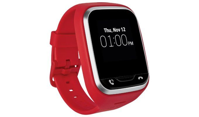 LG GizmoGadget smartwatch for children