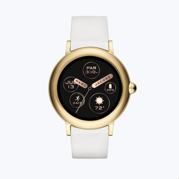 Marc Jacobs Riley Touchscreen smartwatch for women