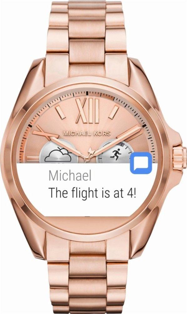 Michael Kors Access Bradshaw smartwatch for women
