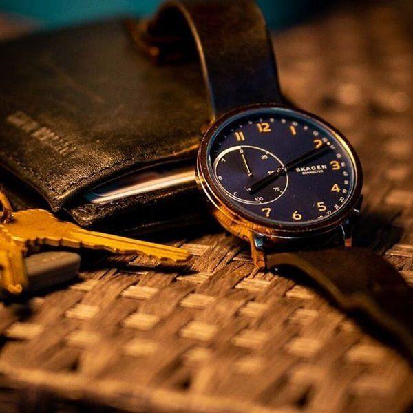 Skagen Hagen hybrid smartwatch