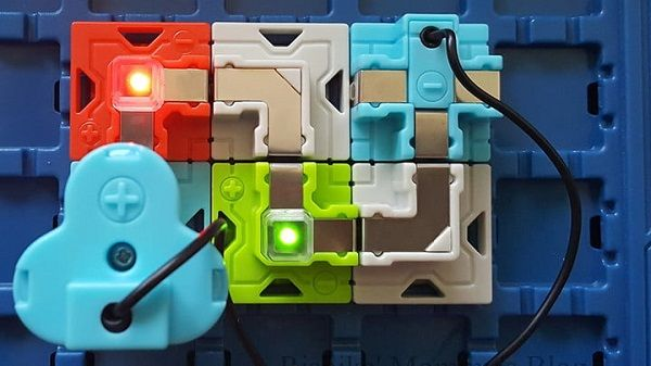 Circuit Maze Board Game for kids