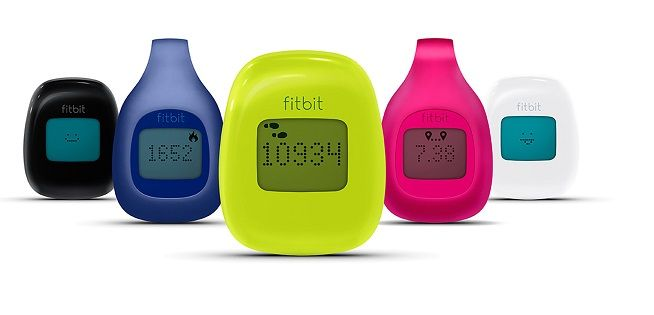 Fitbit Zip kids fitness tracker