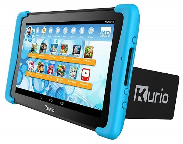 Kurio Xtreme 2 by KD Interactive tablet for kids