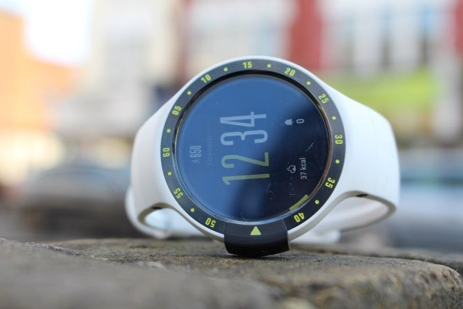 Mobvoi Ticwatch S smartwatch for Android