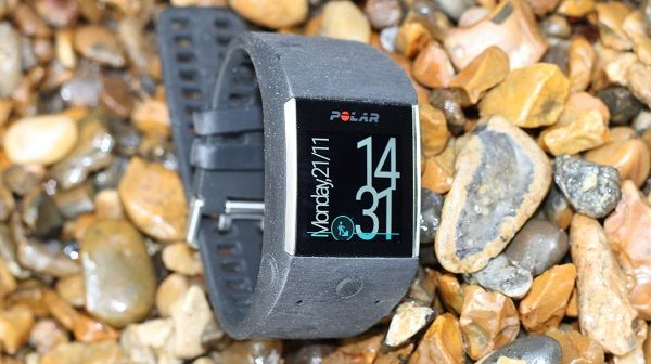 Polar M600 Wear OS smartwatch