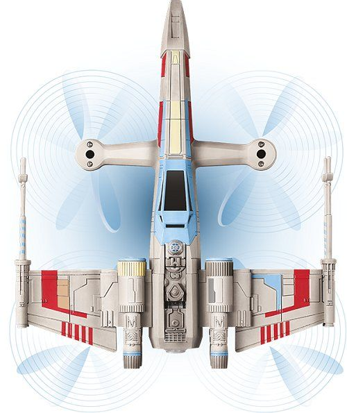 Propel Star Wars T-65 X-wing starfighter drone