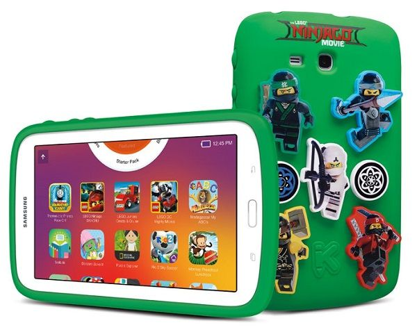 Samsung Galaxy Kids Tablet 7.0: The Lego Ninjago Movie Edition