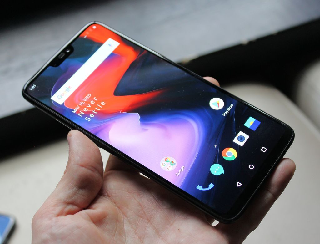 OnePlus 6 hands on