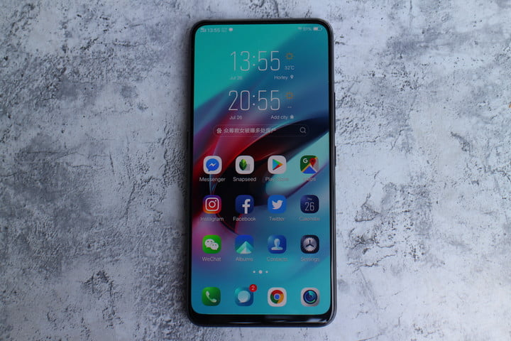 Vivo Nex S hands on review