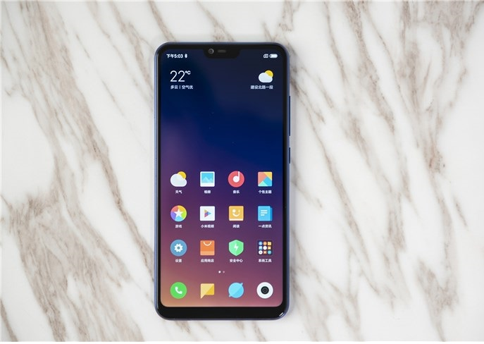 Xiaomi Mi 8 Lite hands on review
