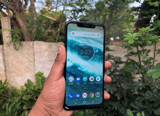 Motorola Moto One Power hands on review