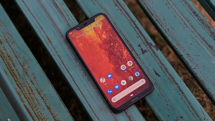 Nokia 8.1 hands on review