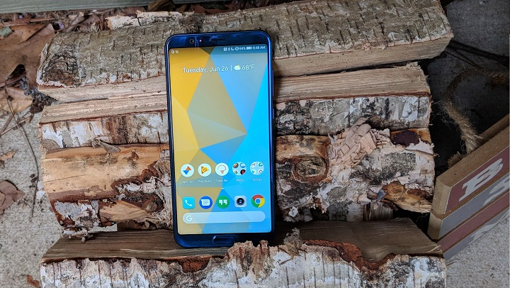 Huawei Honor View 10 hands on review